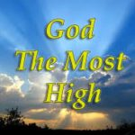 PROPHETESS DR. DEBORAH FLINT 4: KNOW FOR A CERTAIN THAT I AM THE MOST HIGH GOD AND I STILL RULE IN THE KINGDOM OF MEN
